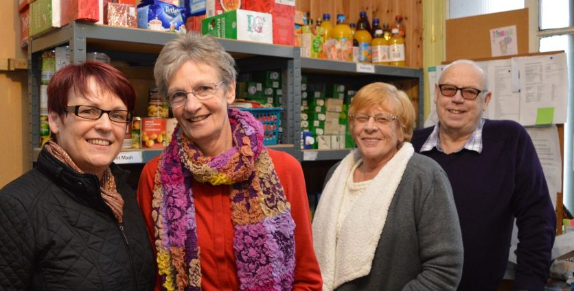 Torus Donates 4000 To Local Foodbanks This Christmas Torus